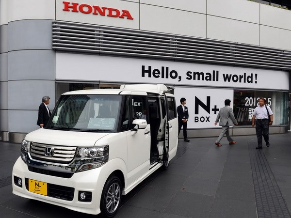 hà máy trên của Honda sản xuất một số mẫu ô tô, mang thương hiệu Accord và dòng xe tải nhỏ