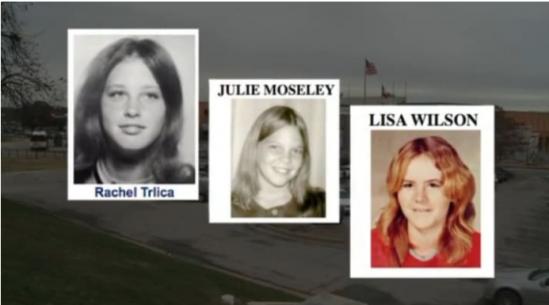 Hình ảnh 3 cô gái mất tích sau buổi mua sắm định mệnh