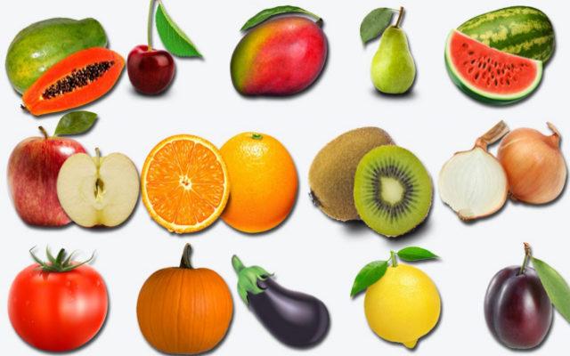 mơ thấy hoa quả