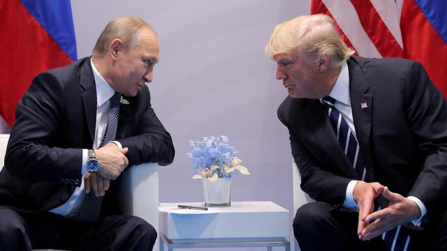 Cuộc gặp gỡ giữa hai vị Tổng Thống