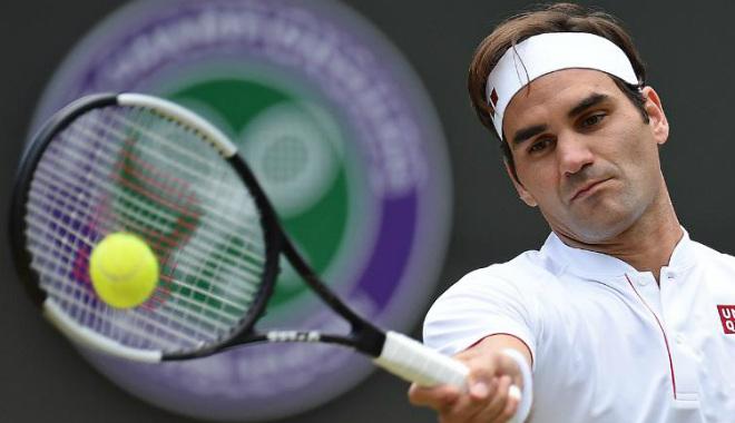 Federer thua trong trận đấu tại Wimbledon