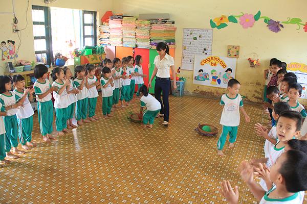 Nỗi lo thiếu giáo viên đứng lớp ở cấp học mầm non, tiểu học tỉnh GIa Lai