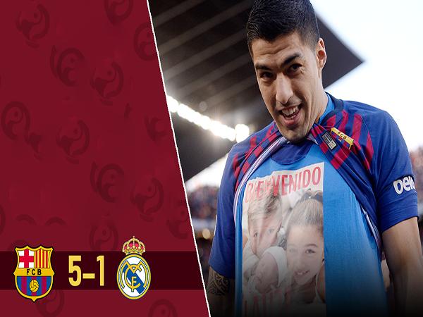 3 nguyên nhân chính mang về chiến thắng hủy diệt của Barca ở Nou Camp