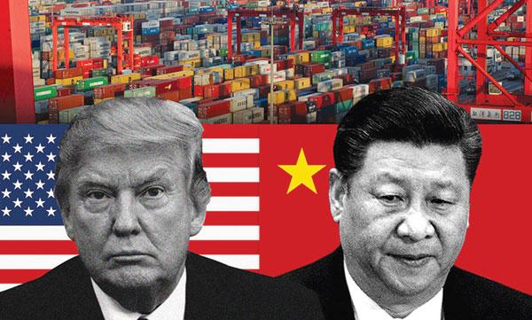 Chiến tranh thương mại Mỹ - Trung bùng nổ