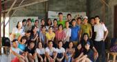 Tập huấn hướng tới lối sống sinh thái trong sinh viên 2018