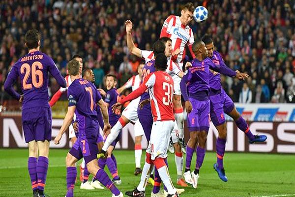 Sao đỏ đánh bại Liverpool