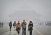 Ô nhiếm không khí ở Bắc Kinh lên mức báo động đỏ