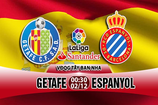 Nhận định Getafe vs Espanyol