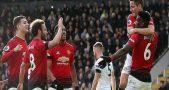Man City lên ngôi đầu, MU giữ TOP 4