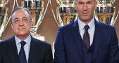 Zidane quay lại giải cứu Real Madrid