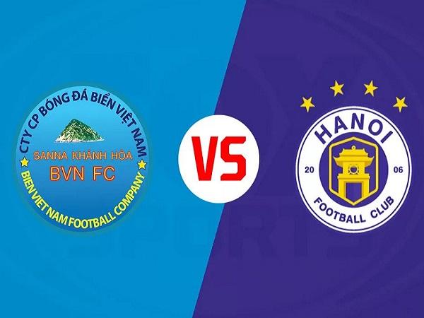 Nhận định Khánh Hòa vs Hà Nội, 19h00 ngày 12/04