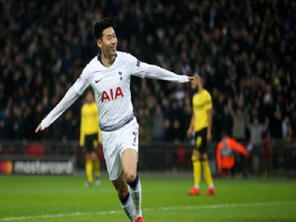 Son Heung-min đoạt cú đúp danh hiệu của Tottenham