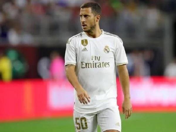 Tin bóng đá 30/7: Hazard quá béo khi tới Real