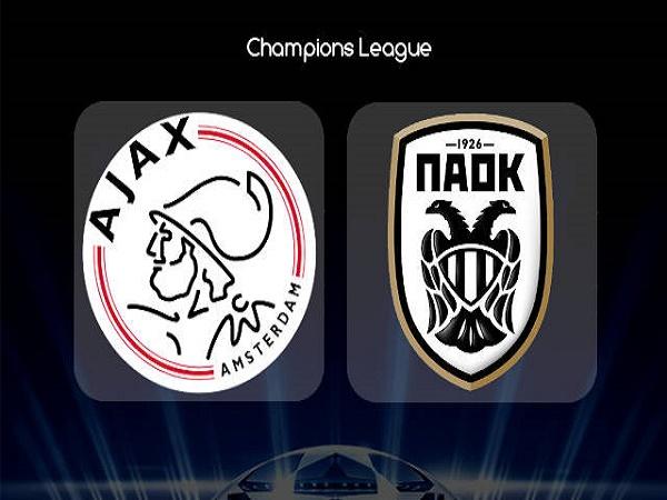 Nhận định Ajax vs PAOK, 1h30 ngày 14/08