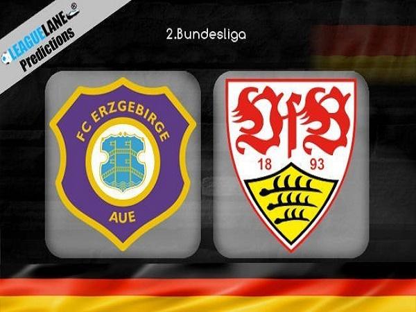 Nhận định Aue vs Stuttgart, 23h30 ngày 23/08