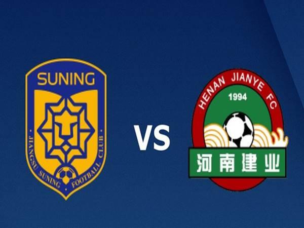 Nhận định Jiangsu Suning vs Henan Jianye, 18h35 ngày 13/08