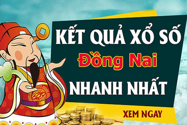 Soi cầu XS Đồng Nai chính xác thứ 4 ngày 28/08/2019