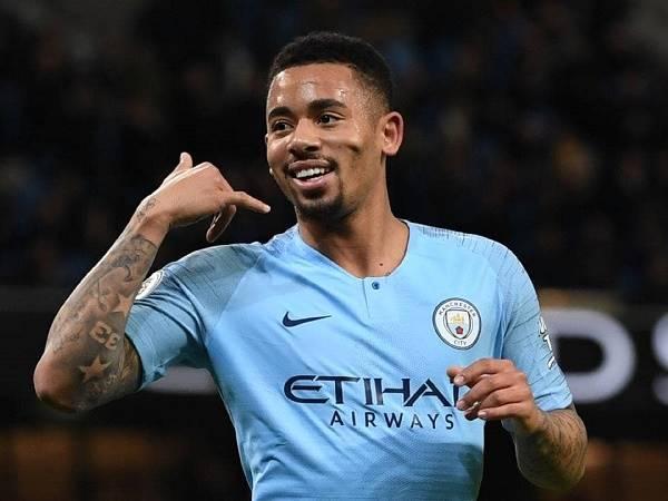 Man City hét giá khủng cho Gabriel Jesus để 'đuổi khéo' Bayern
