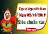 Soi cầu KQXSMN ngày 02/10 chính xác 100% từ các cao thủ