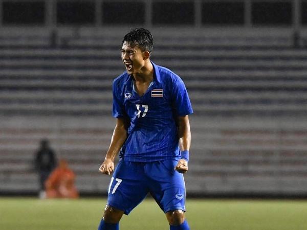 Cầu thủ U22 Thái Lan tự tin đánh bại U22 Việt Nam