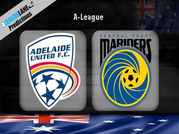 Nhận định bóng đá Adelaide United vs Central Coast, 15h30 ngày 14/02