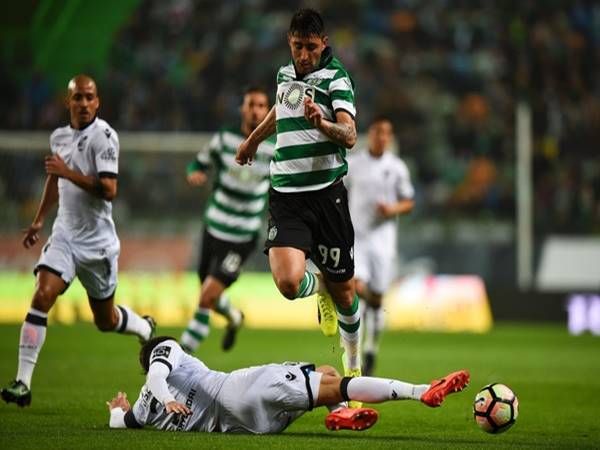 Soi kèo Guimaraes vs Sporting lúc 3h15 ngày 5/6