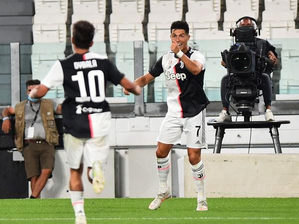 Bóng đá Italia 21/7: Ronaldo phá kỷ lục tồn tại 25 năm tại Serie A