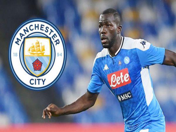 Chuyển nhượng chiều 19/8: Napoli mời Man City mua Koulibaly