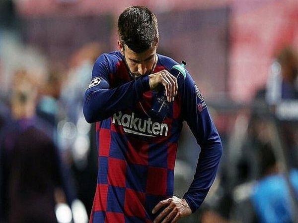 Tin bóng đá chiều 15/8: Tủi hổ sau thảm bại, Pique xin rời Barca