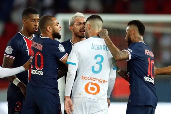 Bóng đá quốc tế ngày 17/9: Neymar lĩnh án phạt sau trận gặp Marseille