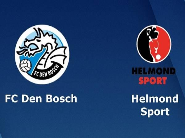 Soi kèo Den Bosch vs Helmond 01h00, 13/10 - Hạng 2 Hà Lan