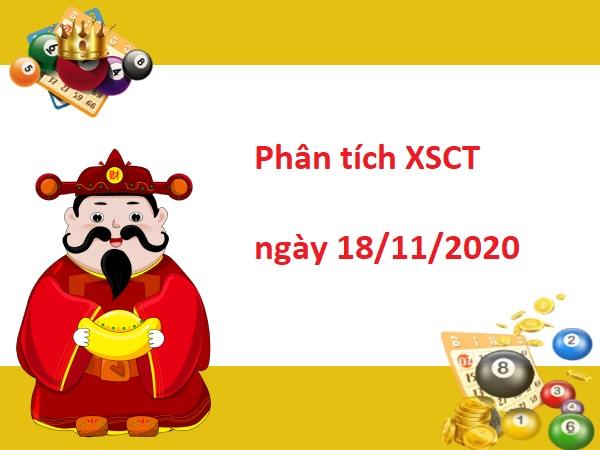 Phân tích XSCT 18/11/2020