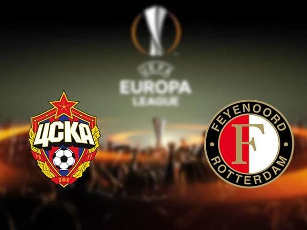 Soi kèo CSKA Moscow vs Feyenoord – 00h55, 27/11/2020