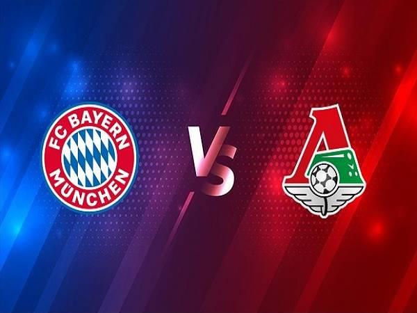 Soi kèo Bayern Munich vs Lokomotiv Moscow – 03h00 10/12/2020