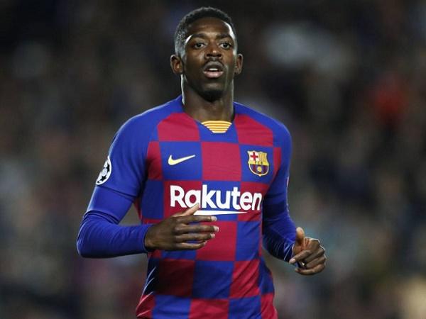 Chuyển nhượng tối 25/1: Liverpool mua rẻ Ousmane Dembele?