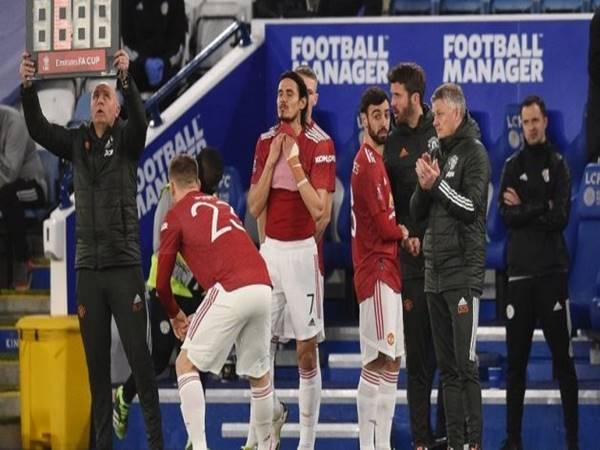 Tin thể thao 23/3: HLV Solskjaer không ân hận khi để Fernandes dự bị