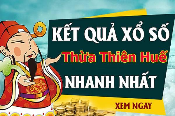 Soi cầu dự đoán XS Thừa Thiên Huế Vip ngày 26/04/2021