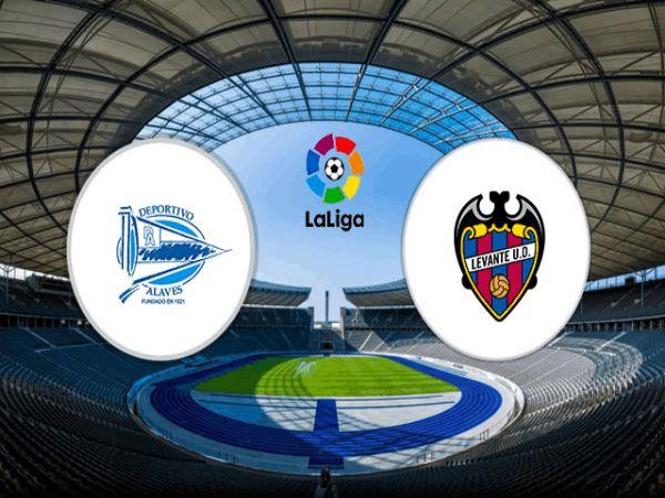Nhận định tỷ lệ Alaves vs Levante, 19h00 ngày 8/5 - La Liga