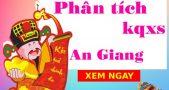 Phân tích kqxs An Giang 13/5/2021