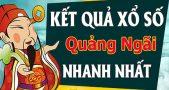 Soi cầu dự đoán XS Quảng Ngãi Vip ngày 08/05/2021
