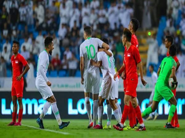 Nhận định bóng đá Singapore vs Saudi Arabia, 01h00 ngày 12/06