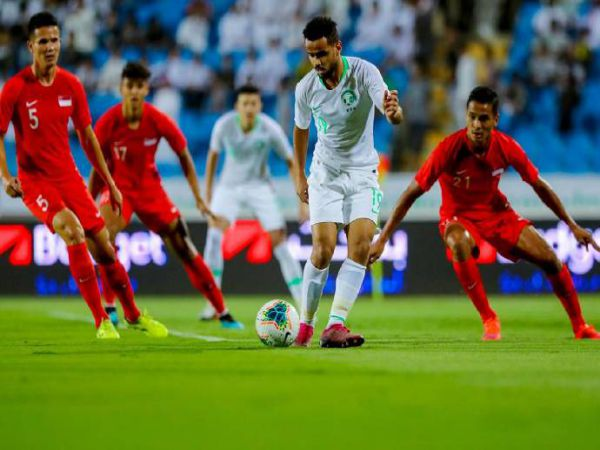 Nhận định kèo Singapore vs Saudi Arabia, 1h00 ngày 12/6 - VL World Cup
