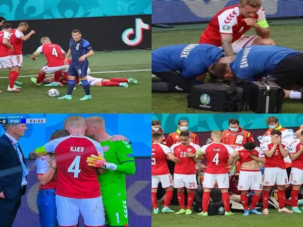 Thể thao trưa 7/7:  UEFA có hành động nhân văn với Eriksen