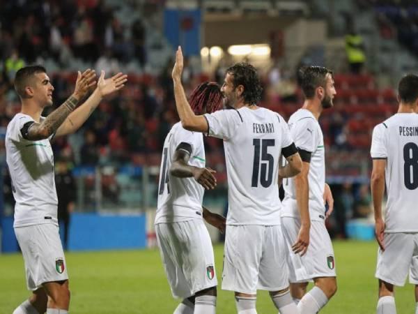 Tin Euro chiều 3/7: Italia thiết lập kỷ lục chưa từng có ở EURO