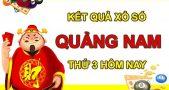 Nhận định KQXS Quảng Nam 3/8/2021 chốt XSQNM thứ 3