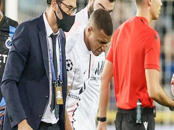 Tin bóng đá chiều 16/9: Mbappe khiến PSG âu lo vì chấn thương