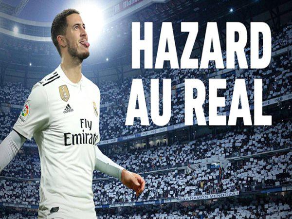 Tin thể thao chiều 13/9: Real sẵn sàng bán Hazard vào tháng Giêng